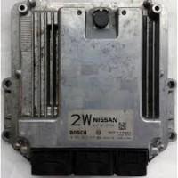 Nissan Qashqai 2.0 Dci Motor beyni, 0281013855, 23710-jd78b,0 281 013 855