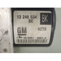 13246534BE,13 246 534 BE, opel astra h abs beyni