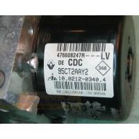 RENAULT MEGANE III ABS CDC ESP BEYNİ 476608247R 95CT2AAY2
