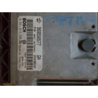 Chevrolet Captiva 96858577 GA / BOSCH 0 281 014 296, motor beyni