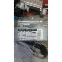 Toyota Yaris 89650-0D030 / Denso 112900-0301 Elektrikli Direksiyon kontrol Ünitesi