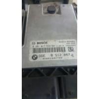 BMW 320 2.0 D DDE 8 512 047 / Bosch 0 281 017 520 motor beyni
