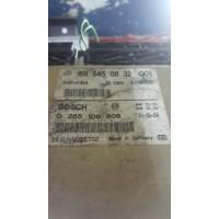 Mercedes Benz W168 A-Class 168 545 08 32 / Bosch 0 265 109 606 abs+esp+hba Kontrol Ünitesi