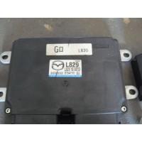 Mazda 6 Kombi 1.8B Mitsubishi L829 18 881D E6T54471H3 motor beyni