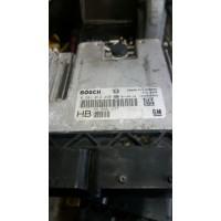 Opel Vectra 1.9 CDTI 55566277 / 55 566 277 / Bosch 0281014450 Motor Beyni