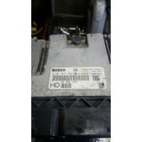 Opel Zafira 55566279 / 55 566 279 / Bosch 0281014452 Motor Beyni