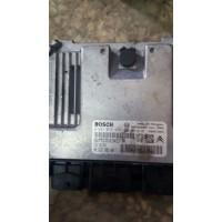 Citroen Picasso 1.6 HDI 9663268380 / 96 632 683 80  / Bosch 0281012468 Motor Beyni