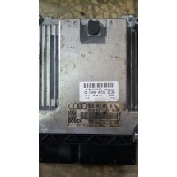 Audi A4 TDI 8E2910401D / 8E2 910 401 D / Bosch 0281012917 / 0 281 012 917 Motor Beyni