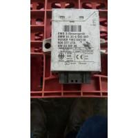 BMW E46 61.35-6 905 667 EWS 3 İmmobilizer Kilit Alarm Modülü