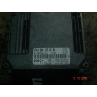 mercedes vito 2.2 cdı ,motor beyni ,A 646 153 26 91, BOSCH, 0281 012 066
