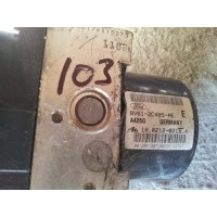 Ford Focus / C-Max Abs Beyni BV612C405AE / BV61 2C405 AE / Ate 10.0961-0123.3 / 10096101233 / 10.0212-0718.4 / 10021207184