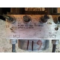 Fiat Grande Punto Abs Beyni 51798104 / Bosch 0265800690 / 0 265 800 690 / 0265232053 / 0 265 232 053