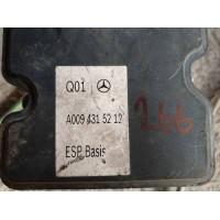Mercedes W176 / W246 Abs Beyni A0094315212 / A 009 431 52 12 / Bosch 0265956006 / 0 265 956 006