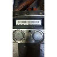 Renault Megane II 8200038695 / Bosch 0 265 800 317-0 265 231 300 abs esp beyni