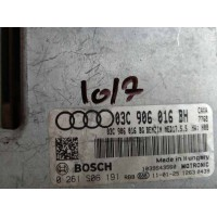 Audi A1 1.4 Motor Beyni 03C906016BH / 03C 906 016 BH / Bosch  0261S06191 / 0 261 S06 191
