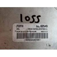 Opel Zafira 1.6 Motor Beyni 55562549/ Delphi Delco 862549LB6292100K / FDFH / MT35E 2.3