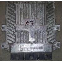Peugeot 607 2.7 HDI Dizel SW9658763980 / HW9648237680 / Siemens 5WS40060IT / 5WS40060I-T Motor Beyni