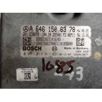 Mercedes Sprinter 2.2 Motor Beyni CDI Dizel A6461506378 / A 646 150 63 78 / Bosch 0281013811 / 0 281 013 811