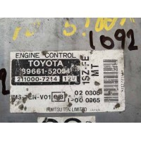 Toyota Yaris 1.0 Motor Beyni 8966152064 / 89661 52064 / Denso 2110007214 / 211000 7214