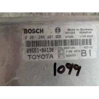Toyota Avensis Motor Beyni 896610W130 / 89661 0W130 / Bosch 0261206481 / 0 261 206 481