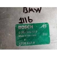 BMW 325E Motor Beyni 17086439 / 1 708 643.9 / Bosch 0261200027 / 0 261 200 027