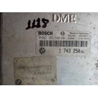 BMW 318I Motor Beyni 1743250 / 1 743 250 / Bosch 0261203590 / 0 261 203 590