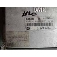 BMW 316I Motor Beyni 1743246 / 1 743 246 / Bosch 0261203276 / 0 261 203 276