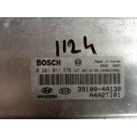 Hyundai / Kia Motor Beyni 391004A130 / 39100 4A130 / Bosch 0281011576 / 0 281 011 576