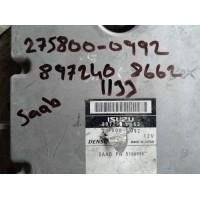Saab 95 3.0 Motor Beyni PN5166996 / PN 5166996 / Isuzu 8972408662 / 897240 8662 / Denso 2758000992 / 275800 0992