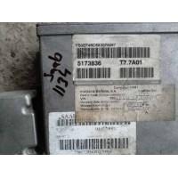 Saab 95 2.0 Turbo Motor Beyni YS3EF45C5X3078287 / 5173836 / T77A01 / T7.7A01