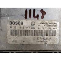 Dacia Dokker 1.5 Motor Beyni DCI Dizel 237102213R / 237102213R / Bosch 0281019147 / 0 281 019 147