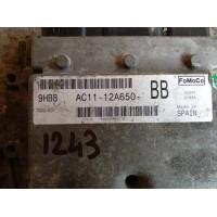 Ford Transit Motor Beyni TDCI Dizel AC1112A650BB / AC11 12A650 BB / Fomoco DCU 201 / 9HBB