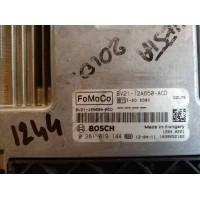 Ford Fiesta 1.4 Motor Beyni TDCI Dizel BV2112A650ACD / BV21 12A650 ACD / Bosch 0281019144 / 0 281 019 144