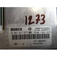 Renault Master 2.3 Motor Beyni DCI Dizel 237100899R / 237101487R / Bosch 0281017977 / 0 281 017 977