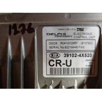 Kia Carnival 2.9 Motor Beyni CRDI Dizel 391024X520 / 39102 4X520 / Delphi R0410C045F / DDCR