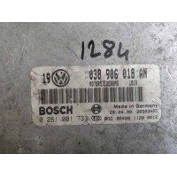 VW Volkswagen Golf / Bora 1.9 Motor Beyni TDI Dizel 038906018AN / 038906018AN / Bosch 0281001733 / 0 281 001 733