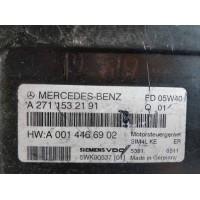 Mercedes W203 Motor Beyni A2711532191 / A 271 153 21 91 / A0014466902 / A 001 446 69 02 / Siemens 5WK9053701 / 5WK90537 01