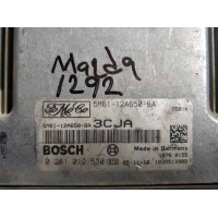 Mazda 3 1.6 Motor Beyni TDCI Dizel 5M6112A650BA / 5M61 12A650 BA / Bosch 0281012530 / 0 281 012 530