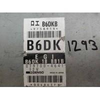Mazda MX3 Motor Beyni B6DK18881B / B6DK 18 881B /  Denso 0797004641 / 079700 4641