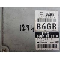Mazda MX5 Motor Beyni B6GP18881B / B6GP 18 881B /  Denso 0797006141 / 079700 6141