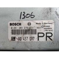 Opel Omega 2.5 Motor Beyni 90457097 / 90 457 097 / Bosch  0261203270/271 /  0 261 203 270 / 271