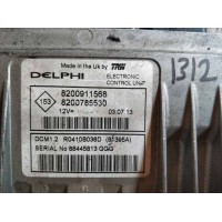 Renault Clio / Megane 1.5 Motor Beyni DCI Dizel 8200911568 / 8200785530 / Delphi R0410B036D / DCM1.2
