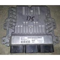 Ford C-Max TDCI Dizel AV6112A650AFC / AV61-12A650-AFC / Continental S180133046A / S180133046 A Motor Beyni