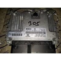 Hyundai / Kia Motor Beyni 391052A711 / 39105 2A711 / Bosch 0281015568 / 0 281 015 568