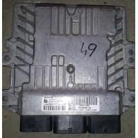Citroen C4 1.6 HDI Dizel 9804127280 / Continental S180123008C / S180123008-C Motor Beyni