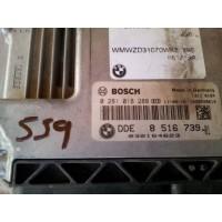 BMW 3.30 Motor Beyni Dizel DDE8516739 / DDE 8 516 739 / Bosch 0281018288 / 0 281 018 288