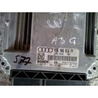 Audi A3 2.0 Motor Beyni TDI Dizel 03G906016FF / 03G 906 016 FF / Bosch 0281011905 / 0 281 011 905