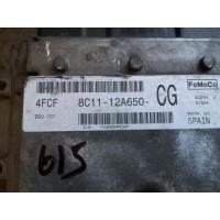 Ford Transit 2.2 Motor Beyni TDCI Dizel 8C1112A650CG / 8C11-12A650-CG / Fomoco DCU 101 / 4FCF