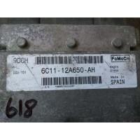 Ford Transit 2.4 Motor Beyni TDCI Dizel 6C1112A650AH / 6C11-12A650-AH / Fomoco DCU 101 / 9DCH