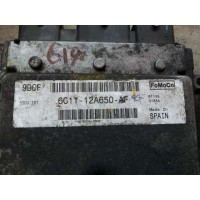 Ford Transit 2.4 Motor Beyni TDCI Dizel 6C1112A650AF / 6C11-12A650-AF / Fomoco DCU 101 / 9DCF